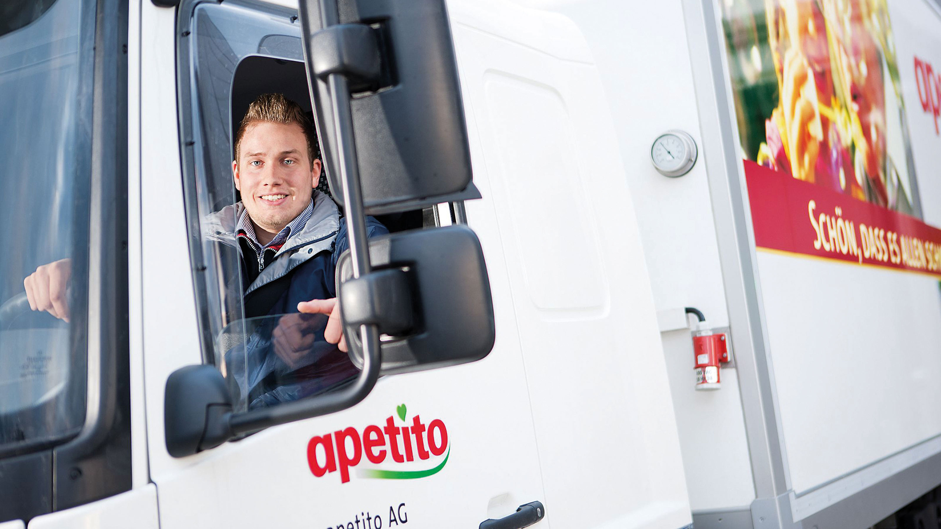 Apetito Temperature Controlled Food Warehouse Automation