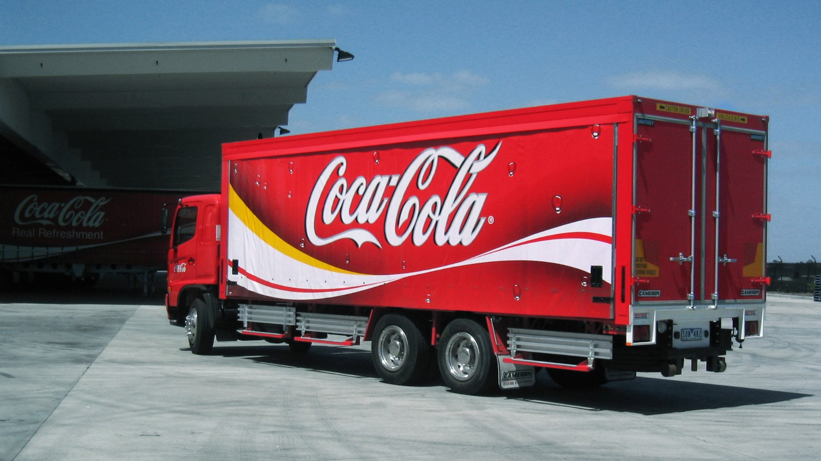 Coca Cola Amatil Cca Swisslog