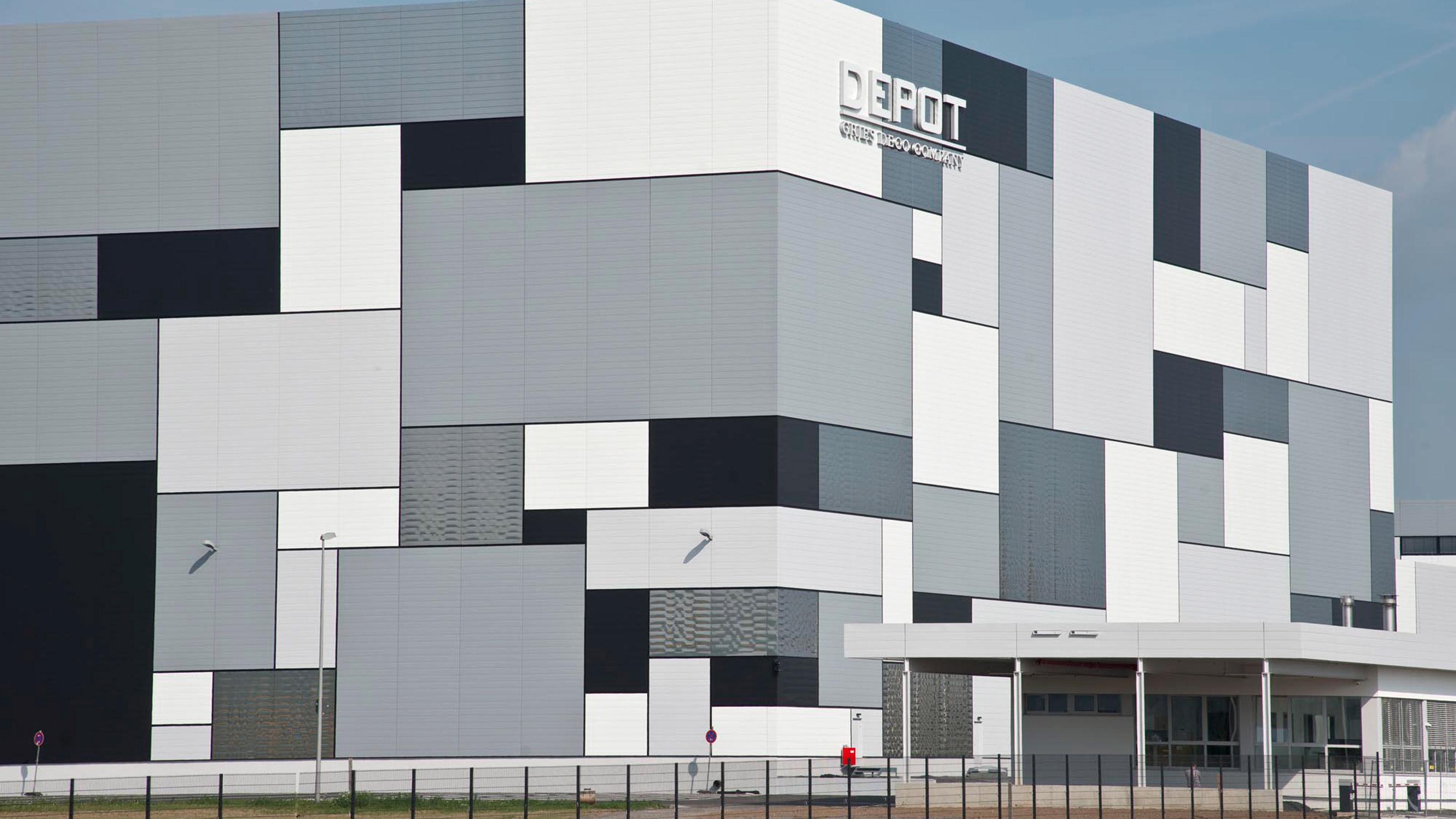 Gries Deco Dc Tranforms Depot Intralogisitcs Swisslog