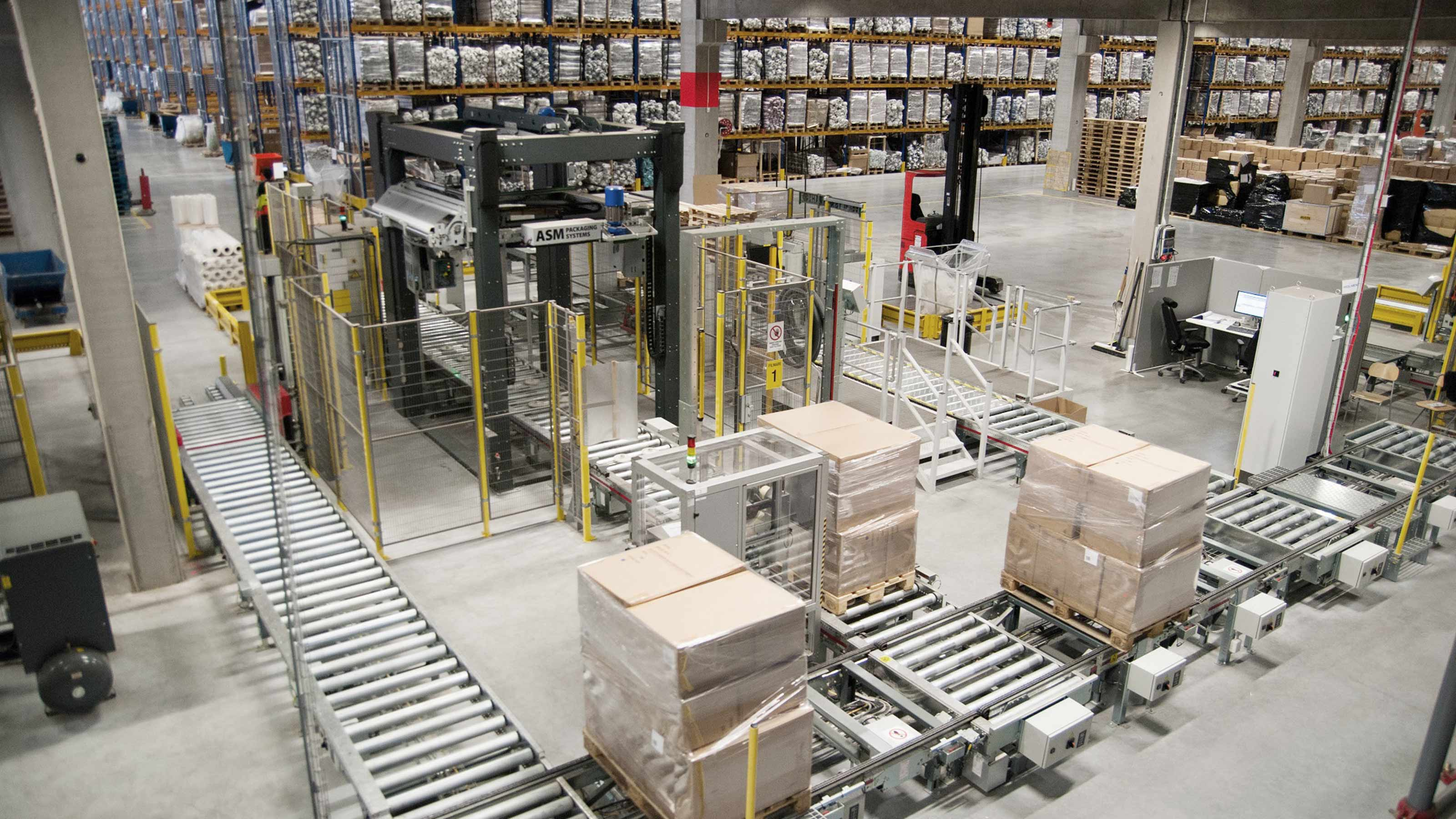Rusta automates central distribution center for growth