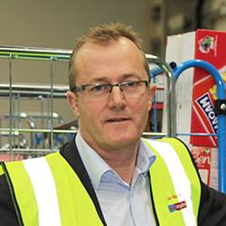 Joe Morris, Operations Director bei TJ Morris