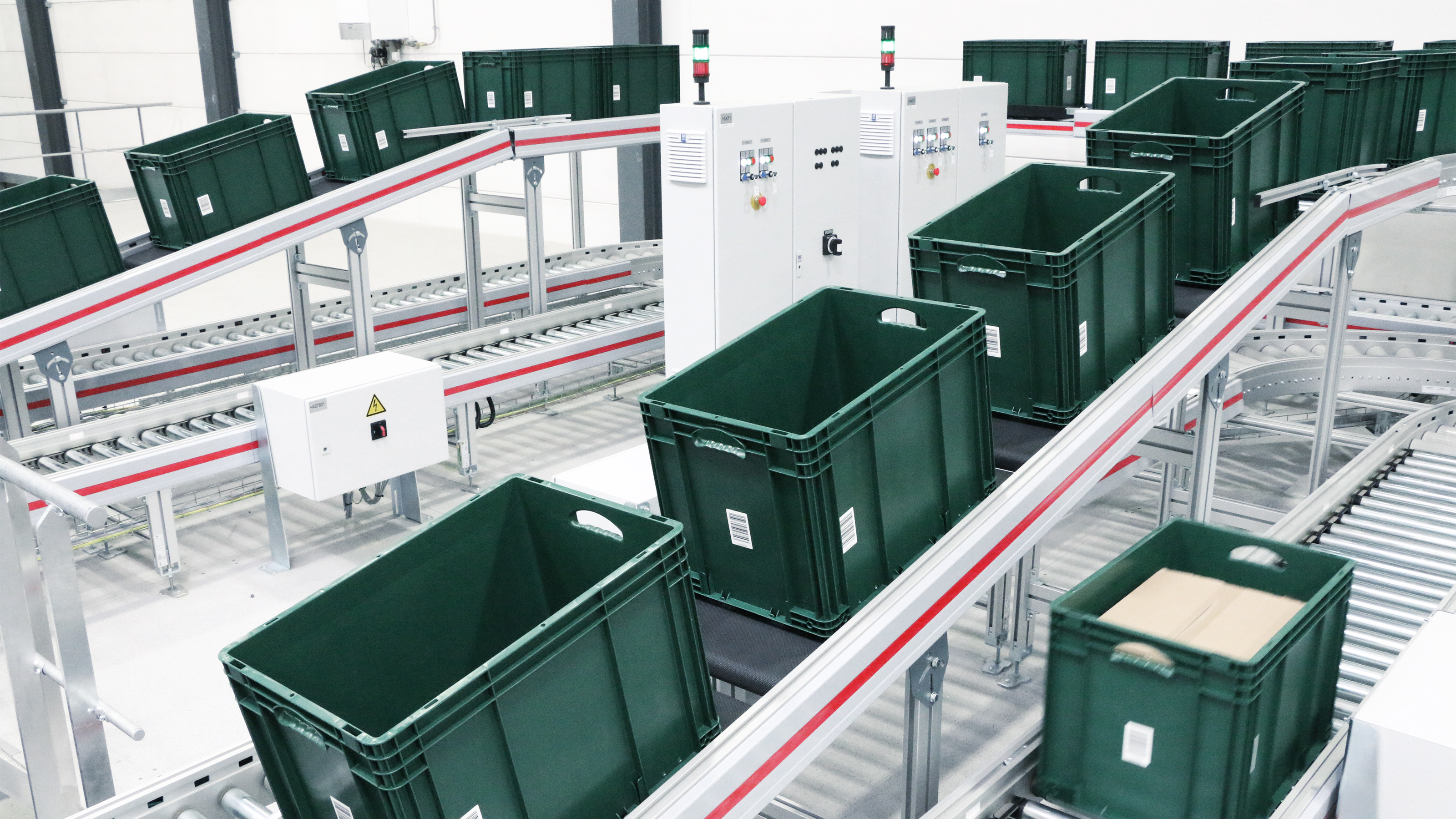 Automated Warehouse Transport Amp Conveyor Systems Swisslog