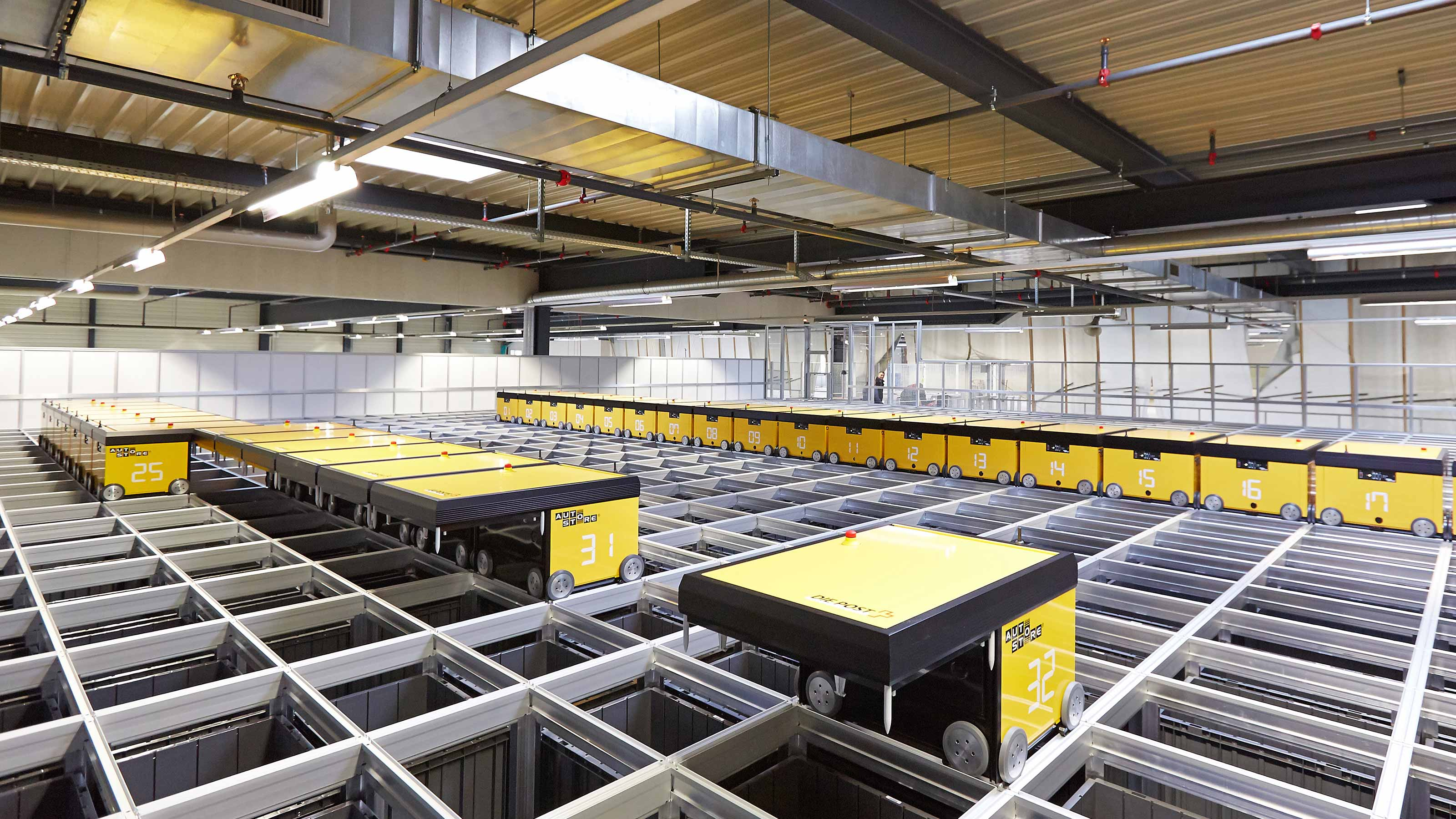 Swiss Post Yellowcube E Commerce Logistics Platform Swisslog